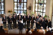 Festgottesdienst zum 35-jährigen Bestehen des Altenpflegeheims St. Paulus.